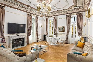 Cannes center - Beautiful Bourgeois apartment