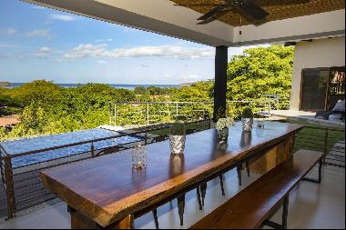 Stunning Ocean View Home Pacifico