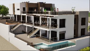 Modern 2 bedroom apartment, with sea view, Albufeira, Algarve
