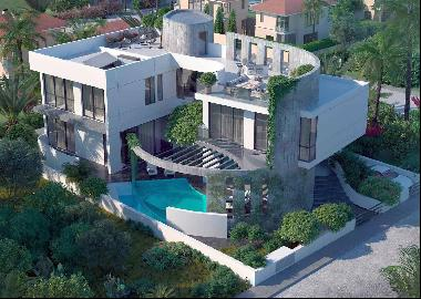 For the Lovers of Modern Architecture and Mediterranean Lifestyle