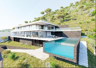 Stunning new project overlooking the Douro Valley river