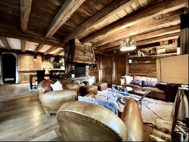Courchevel 1850, Centre Of The Resort, French Alps, 73120