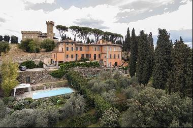 Ref. 3234 Beautiful epoque villa in Florence