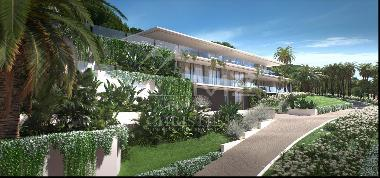 Cannes - Hills of Cannes - Beautiful new contemporary villa