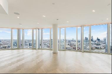 3 Bedroom apartment to rent in Southbank Tower, SE1