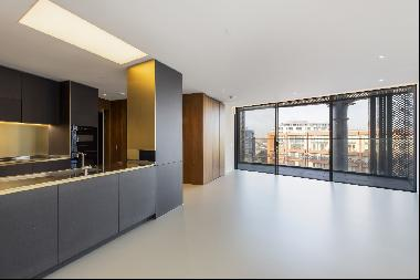 Luxurious two bedroom flat available in King's Cross, N1C.