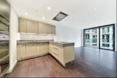 Stunning 2 bedroom apartment to rent in Meranti House, Goodman's Fields E1