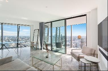 A stunning 2 bedroom apartment to rent in the brand new development, One Blackfriars, SE1