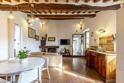 Ref. 4791 Delightful apartment in the historic center of Montepulciano - Tuscany