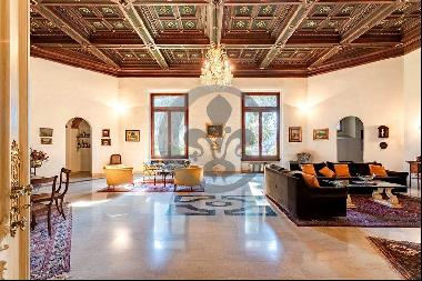 Ref. 5904 Apartment in villa in panoramic area - Florence