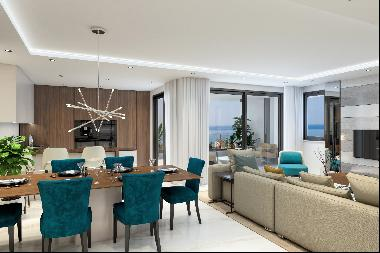 3 Bedroom Penthouse in the Heart of the City