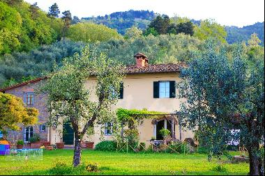 Romantic farmhouse between Florence and Lucca