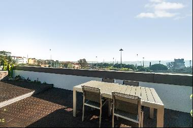 3+1 bedroom Apartment in the Belém Riverside development. Located on the first line in fr
