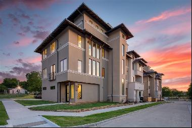 Townhouse in Fort Worth, Texas