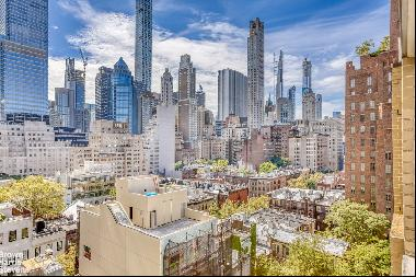 166 EAST 63RD STREET 12A in New York, New York