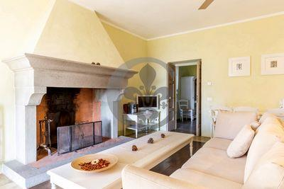 Ref. 5316 Fantastic apartment with fireplace in old farmhouse - Arezzo