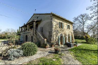 Ref. 5496 Farmhouse with swimming pool in Sarteano - Tuscany