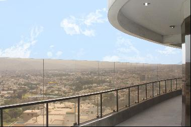 Nice apartment with a spectacular view of Los Inkas Golf