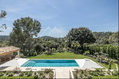 Mougins - Exceptional property in a secured domain