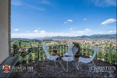 Florence - APARTMENT WITH VIEW OVER FLORENCE'S HISTORIC CENTER FOR SALE