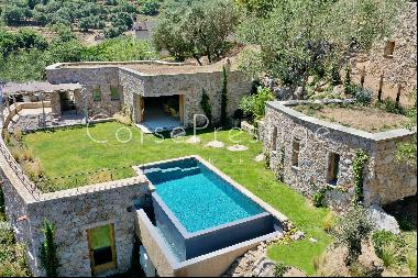 LUXURY VILLA FOR RENT IN BALAGNE IN ONE OF THE MOST BEAUTIFUL VILLAGE
