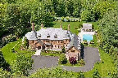 488 West Road, New Canaan CT, 06840-2510