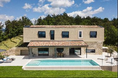 Gorgeous villa with pool - Central Istria