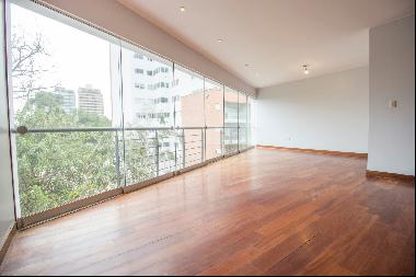 Modern Flat with spacious rooms and good finishes in the embassy area, San Isidr