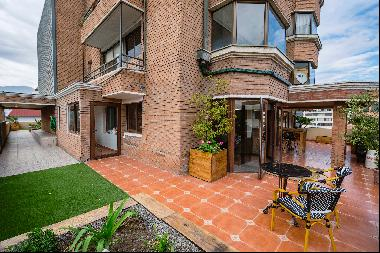 Large El Golf apartment with panoramic visits - INVESTMENT
