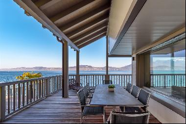 Rare waterfront home with stunning views