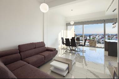 Modern Apartment in Limassol with Three Spacious Bedrooms