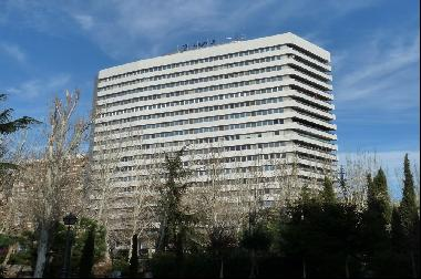 Exclusive office building on Capitan Haya street, it is located in the most consolidated b