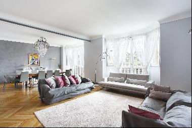 Neuilly-sur-Seine - A bright and elegant 4/5-bed apartment