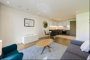 Bright and spacious one bedroom flat to rent in Wembley Park