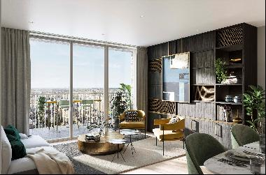 A brand new home coming to West London in The Verdean development located in Acton.