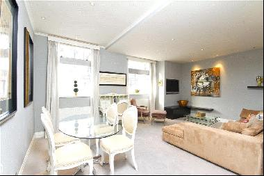 A 1 bedroom apartment for sale in Marylebone W1