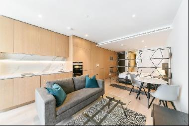 Bespoke studio apartments for sale at Canary Wharf's 10 Park Drive