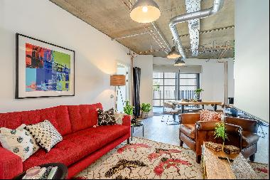 New York-style three bedroom  apartment to rent in Wembley Park