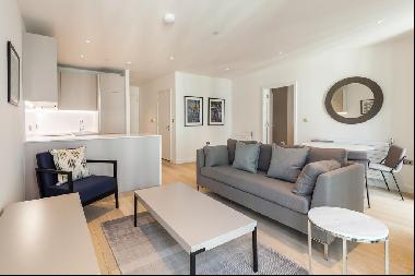 Award-winning designed one bedroom apartment to rent in Wembley Park