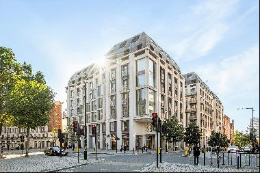 A one bedroom flat in the luxurious 190 Strand development