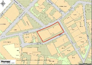 City Centre Residential development opportunity:  Outline planning consent granted