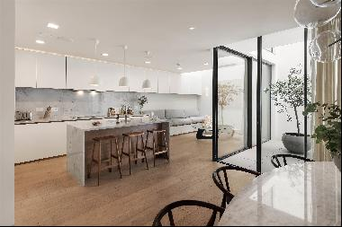 A beautifully designed four bedroom mews house discreetly located in the heart of Knightsb