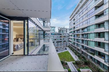 A bright and spacious two bedroom apartment in Balmoral House, One Tower Bridge.