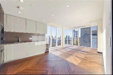 A new 2 bedroom apartment for sale adjacent to London's Tower Bridge