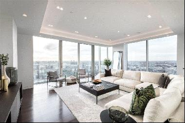 A stunning south facing Duplex Penthouse set within Lillie Square. Viewings strictly by ap