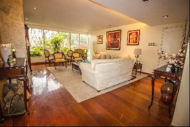 Cozy First Level Apartment, in an exclusive area of ??Miraflores near the boardw