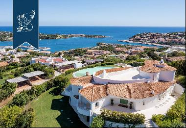 Newly-built luxury estate in the most renowned town on the Costa Smeralda