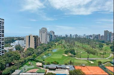 Beautiful and Exclusive Duplex Apartment with a beautiful view of the Lima Golf