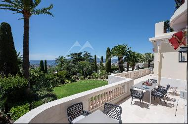 Cannes - Californie - Appartement in a bourgeois-style building