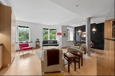 Showings start August 2, 2021! This unique duplex apartment has been renovated and reconfi